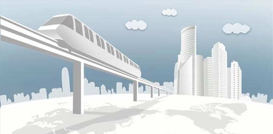 地铁造得太多,会导致地面塌陷吗? 地面塌陷 地铁 轨道知识  第1张