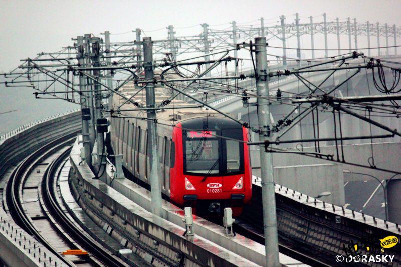 我国城市轨道交通装备市场容量巨大