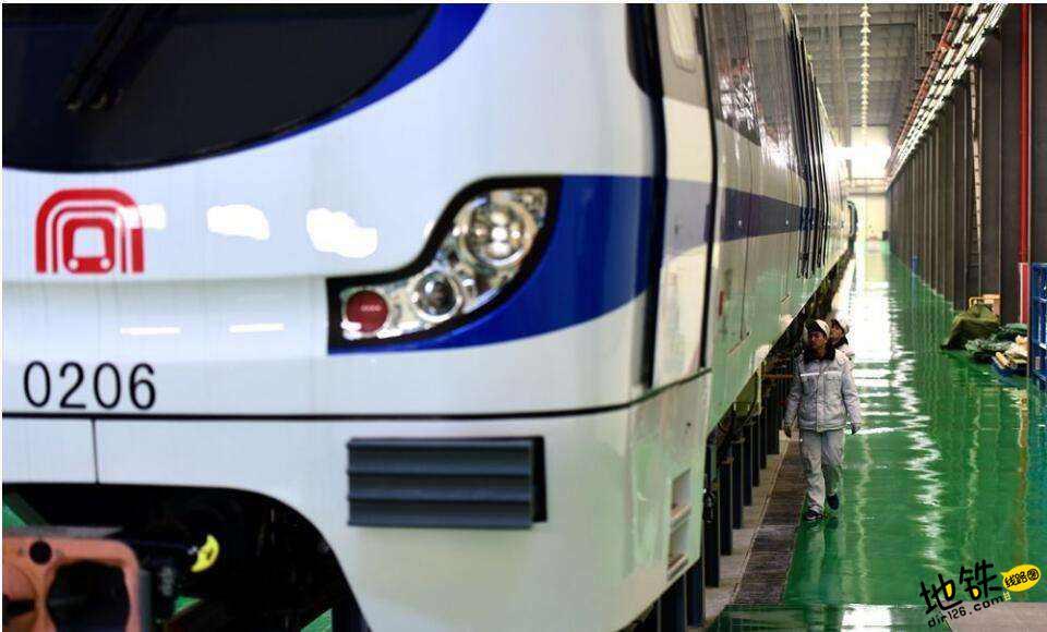 合肥地铁1号线运行百日 99.79%列车都挺守时