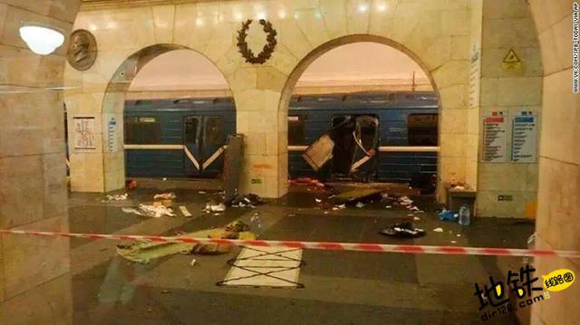 俄安全人员逮捕8名关联圣彼得堡地铁恐袭嫌疑人