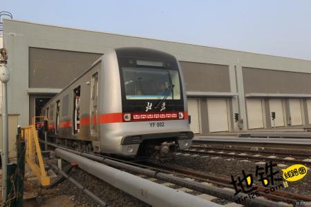 中国首条自主研发的无人驾驶地铁线路年底开通 地铁开通 无人驾驶地铁 中国地铁 轨道动态  第1张