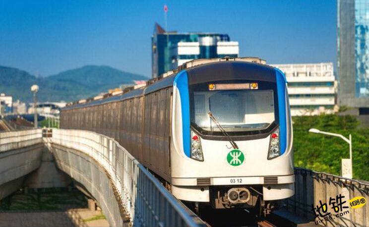 深圳轨道交通去年运送乘客13亿人次