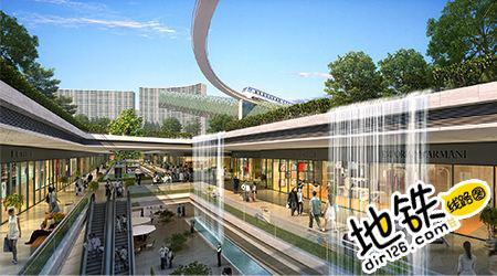 青岛市商务局:对标新加坡 发展地铁商业新模式