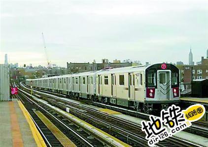 纽约地铁百岁生日