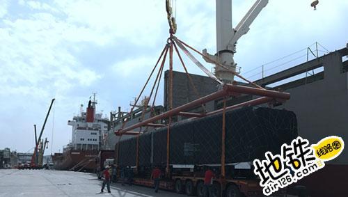 中车唐山公司出口土耳其地铁项目全部完成