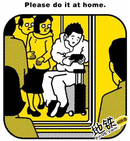 """打造安静舒适地铁环境,""""地铁功放族""""请低调出行"""
