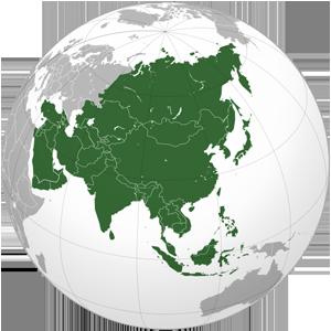亚洲地铁线路图    第1张