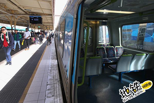 墨尔本地铁服务将升级 可用手机app找座位