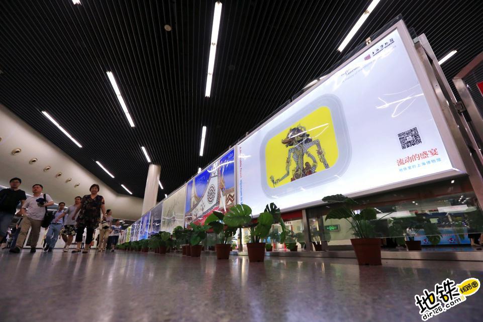 首个地铁公共文化艺术节亮相上海