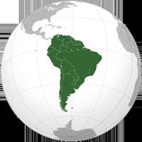 南美洲地铁线路图    第1张