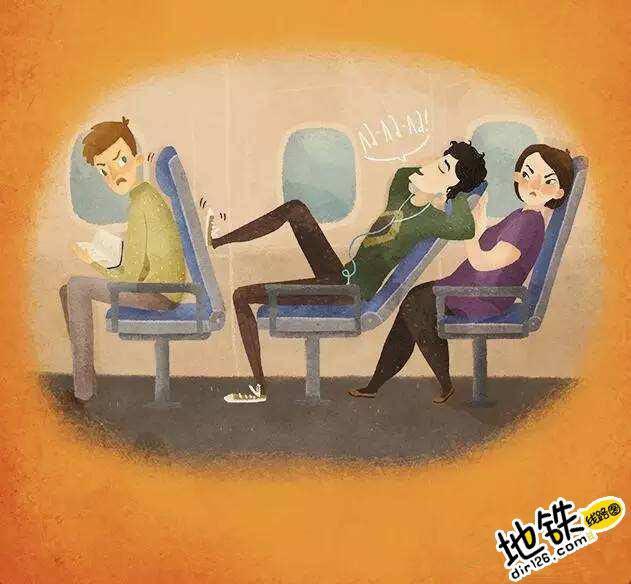 地铁公司里,最招人恨的五种人
