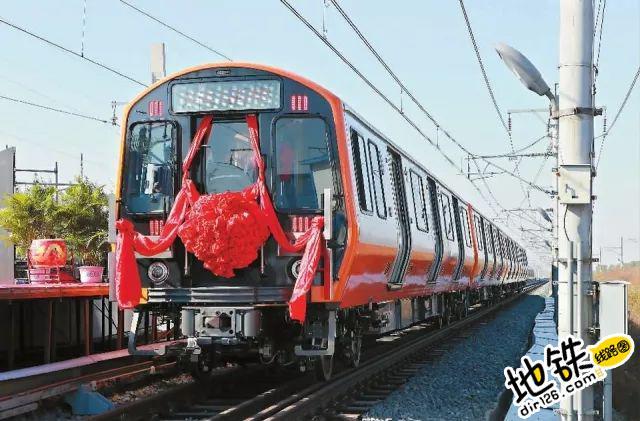 """厉害了!""""中国制造""""地铁将出口美国!"""
