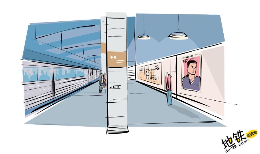 站台和列车上并不拥挤,车站为什么还要客控?