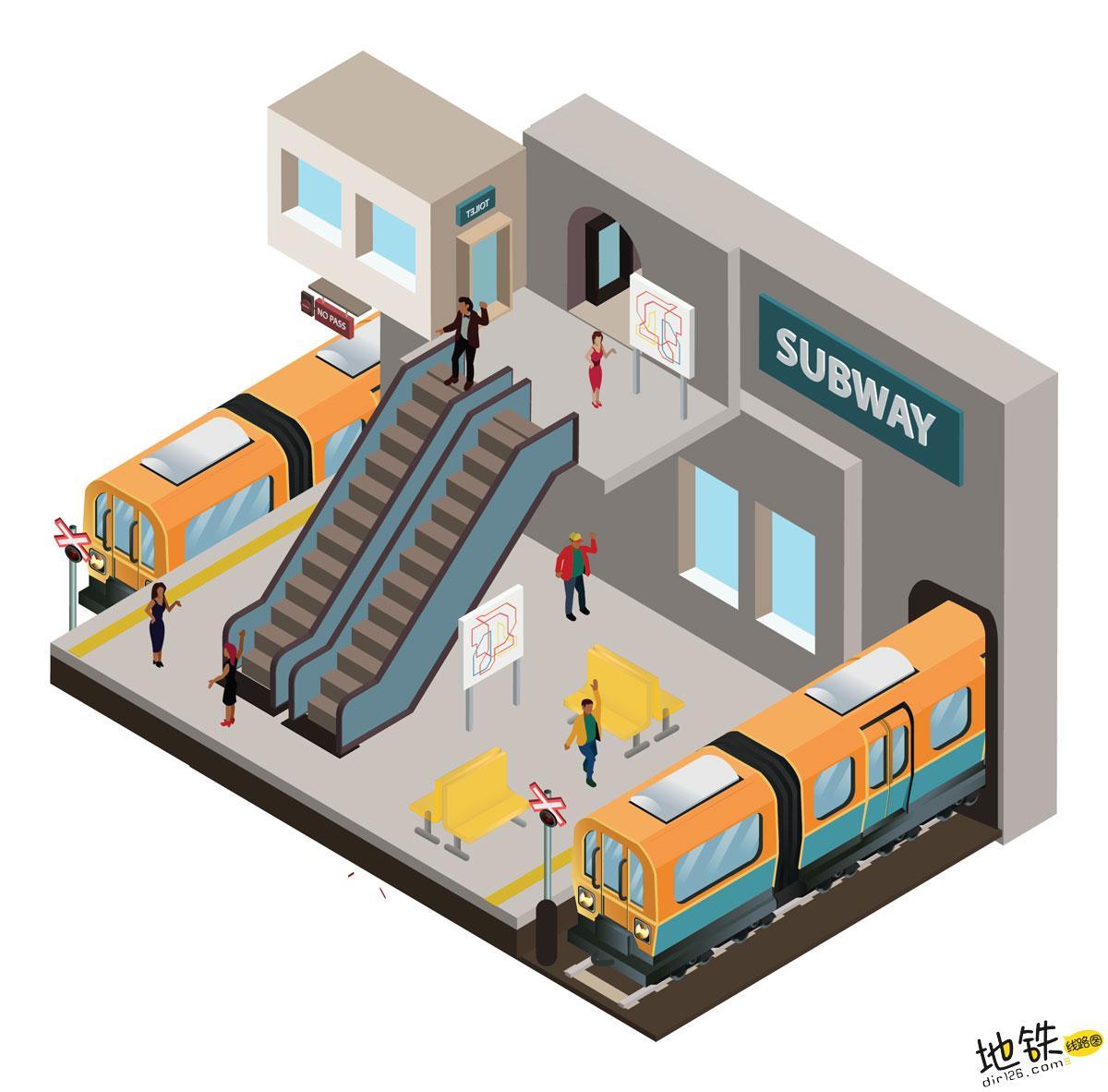 为什么地铁有时候开这边车门,有时候开另一边车门呢?