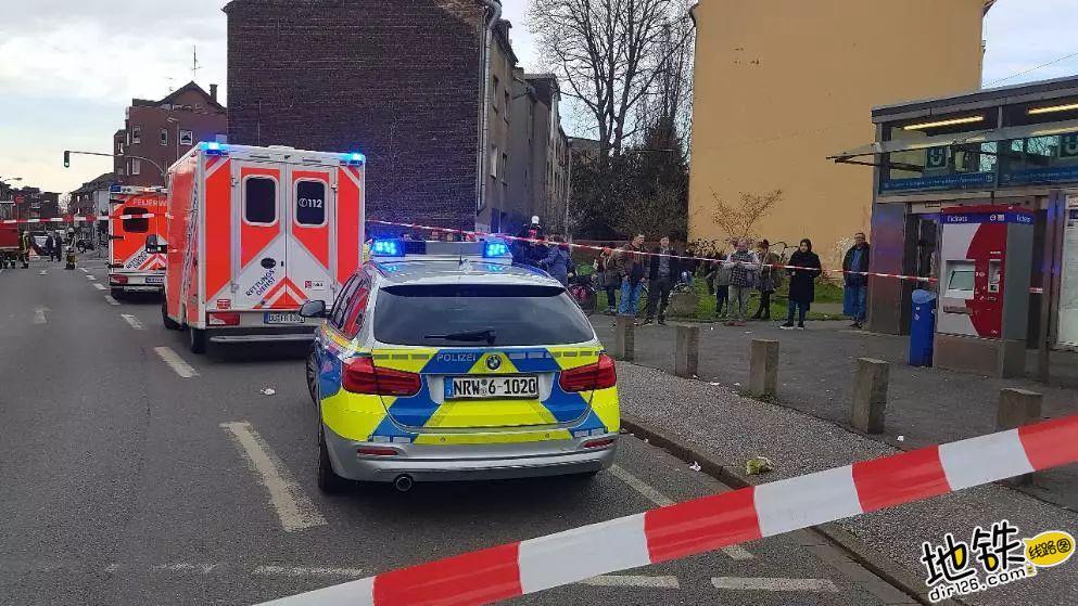 德国地铁突发追尾造成2重伤21轻伤 事故 交通 追尾 地铁 德国地铁 轨道动态  第3张