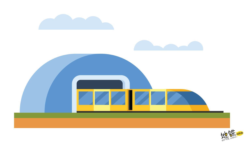 地铁隧道是圆的还是方的?