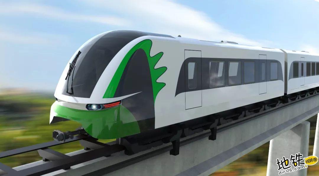 时速200公里中国自主磁浮列车就要来了