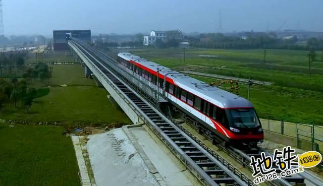 时速200公里中国自主磁浮列车就要来了 城市交通 无人驾驶 中车 轨道交通 磁浮列车 轨道动态  第2张