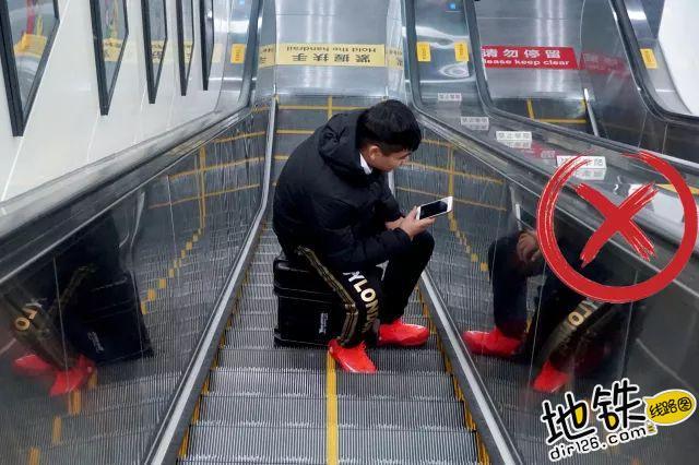 """地铁里容易""""忽视""""的直梯 地铁站 扶梯 电梯 直梯 地铁 轨道知识  第2张"""