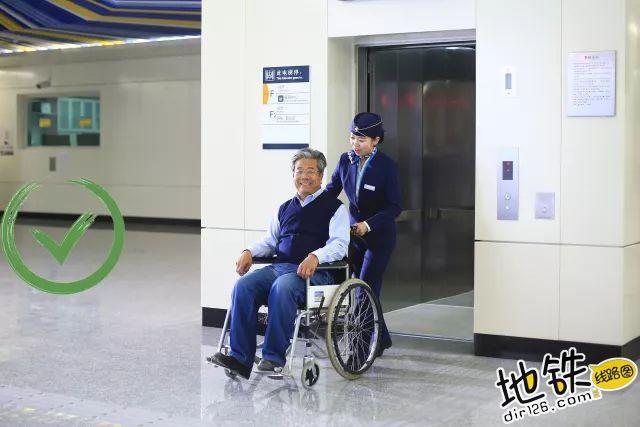 """地铁里容易""""忽视""""的直梯 地铁站 扶梯 电梯 直梯 地铁 轨道知识  第3张"""