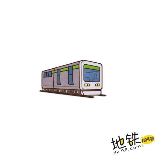 为什么地铁轨道不是钢材?
