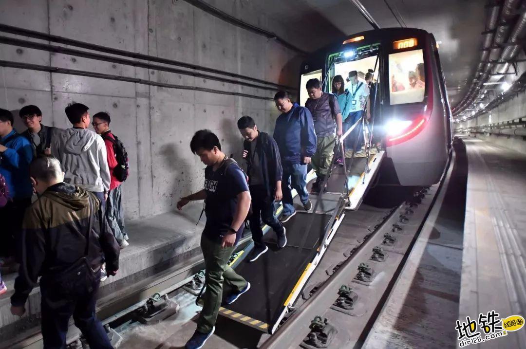 香港地铁消防安全设计是怎么做的? 车站 轨道 设计 安全 消防 香港地铁 轨道知识  第4张