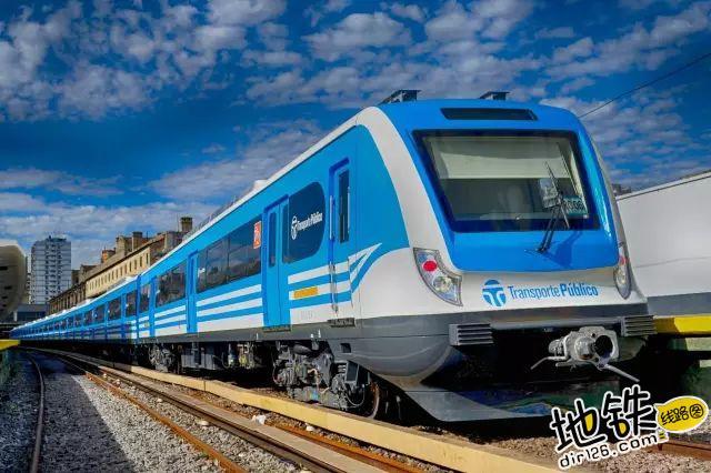 2.78亿美金!中车签下阿根廷200辆城际动车组订单
