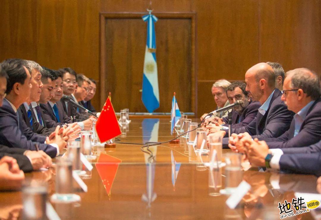 2.78亿美金!中车签下阿根廷200辆城际动车组订单 布宜诺斯艾利斯 交通 城际动车 阿根廷 中国中车 轨道动态  第3张