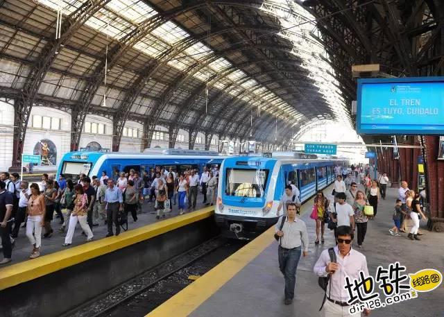 2.78亿美金!中车签下阿根廷200辆城际动车组订单 布宜诺斯艾利斯 交通 城际动车 阿根廷 中国中车 轨道动态  第10张
