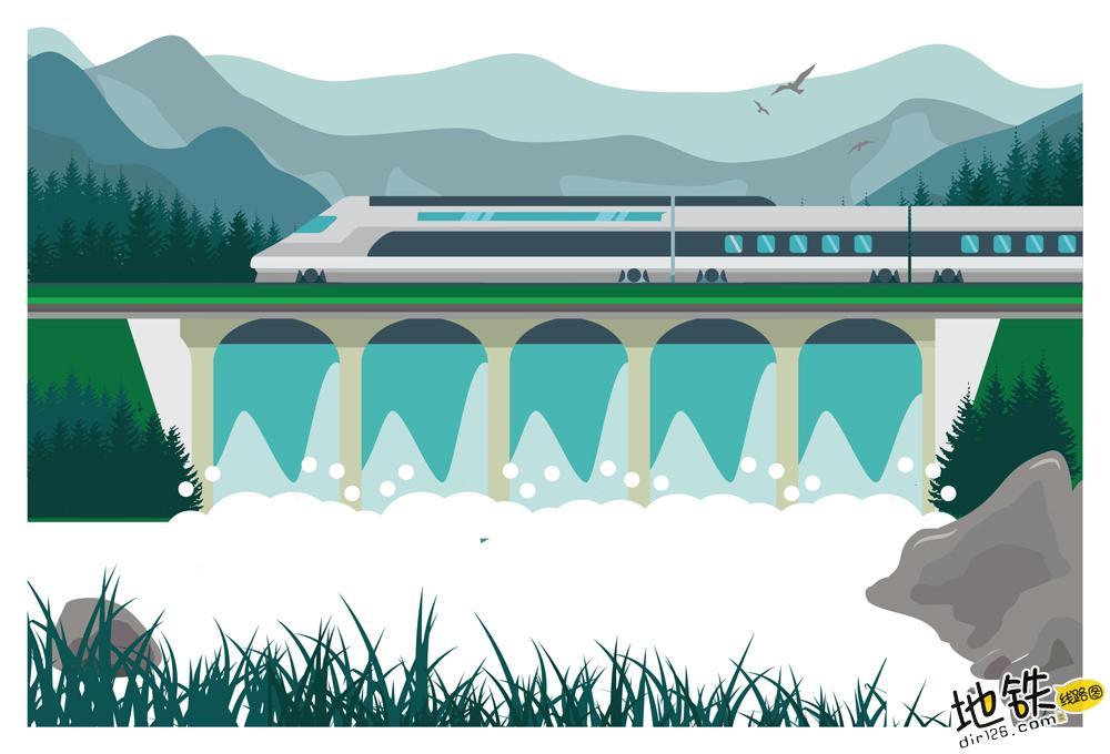 收藏!全球最美铁路 Top 10 Most Beautiful Railways 轨道 铁路 瑞士 风景 火车 轨道休闲  第1张