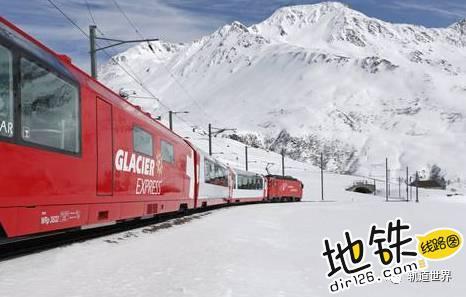 收藏!全球最美铁路 Top 10 Most Beautiful Railways 轨道 铁路 瑞士 风景 火车 轨道休闲  第2张