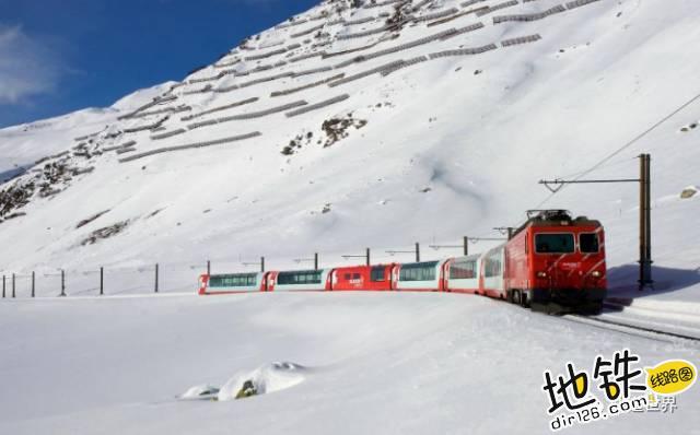 收藏!全球最美铁路 Top 10 Most Beautiful Railways 轨道 铁路 瑞士 风景 火车 轨道休闲  第3张