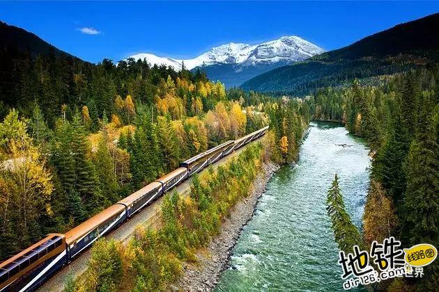 收藏!全球最美铁路 Top 10 Most Beautiful Railways 轨道 铁路 瑞士 风景 火车 轨道休闲  第8张