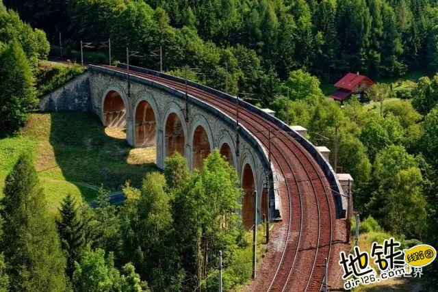 收藏!全球最美铁路 Top 10 Most Beautiful Railways 轨道 铁路 瑞士 风景 火车 轨道休闲  第20张