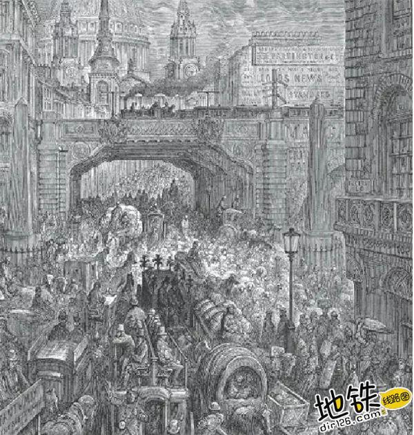 世界最早的地铁如何在伦敦建成 老鼠洞 查尔斯·皮尔逊 交通 伦敦地铁 英国伦敦 轨道知识  第2张
