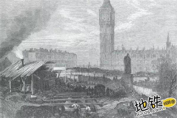 世界最早的地铁如何在伦敦建成 老鼠洞 查尔斯·皮尔逊 交通 伦敦地铁 英国伦敦 轨道知识  第4张