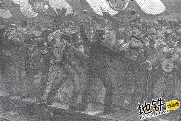 世界最早的地铁如何在伦敦建成 老鼠洞 查尔斯·皮尔逊 交通 伦敦地铁 英国伦敦 轨道知识  第7张