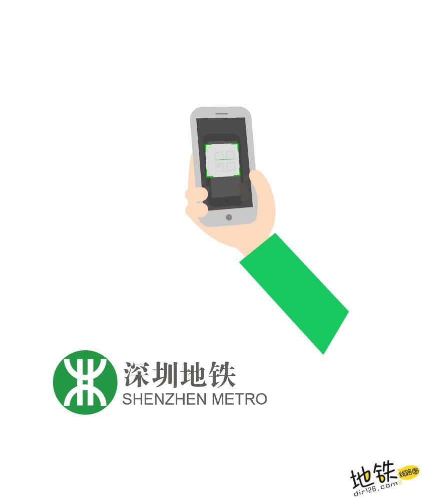 深圳地铁乘车码怎么用?扫码购票流程及使用攻略详解
