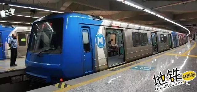 """地铁到底该叫""""Metro""""还是""""Subway""""? 出行方式 underground subway metro 地铁 轨道知识  第5张"""