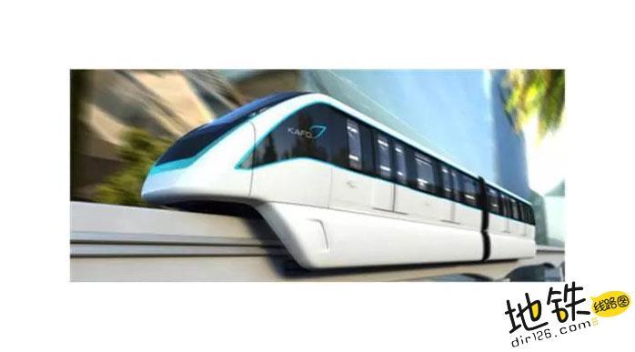 中车浦镇获泰国订单 国内最新无人驾驶单轨列车首次出口