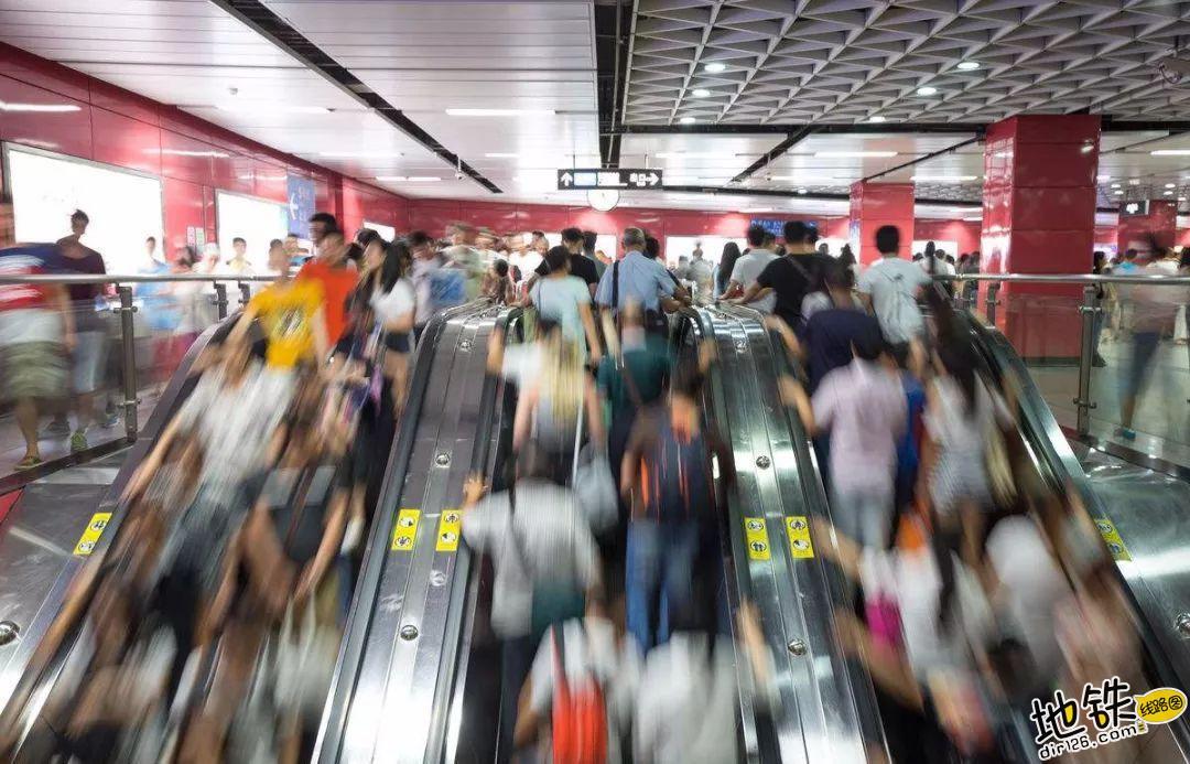 谁是效率之王?全国8城地铁往返高铁站/机场对比