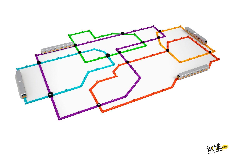 轨道交通建设地铁环线的重要性 地铁线路图 建设 环线 轨道交通 地铁 轨道知识  第1张