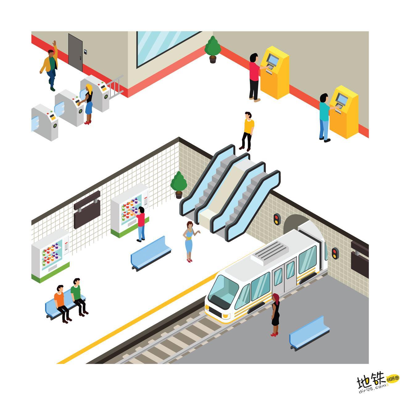 轨道交通建设地铁环线的重要性 地铁线路图 建设 环线 轨道交通 地铁 轨道知识  第2张