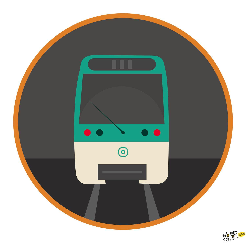 """地铁列车上的""""黑匣子"""", 每秒记录司机4次操作!"""