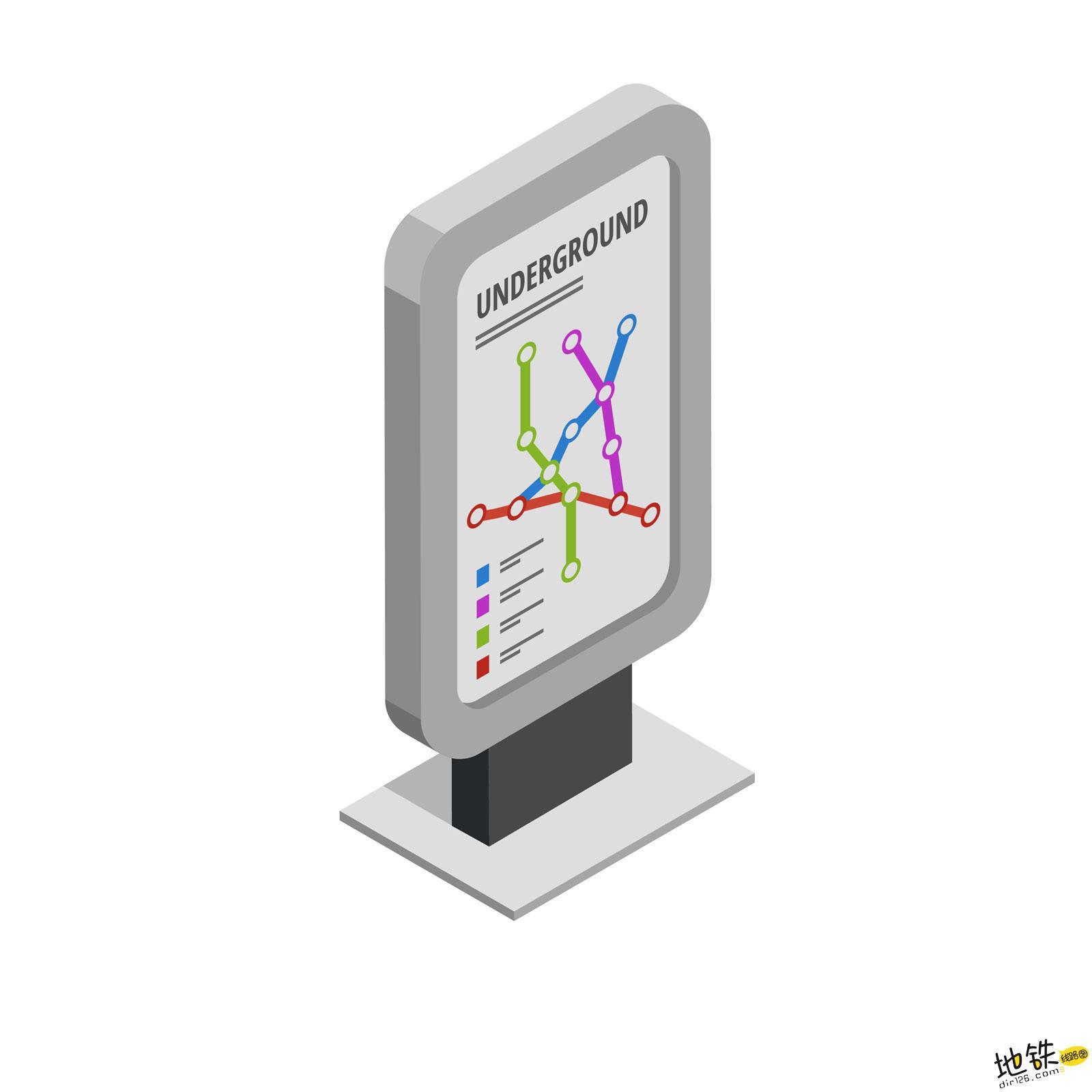 城市地铁轨道交通的发展历程