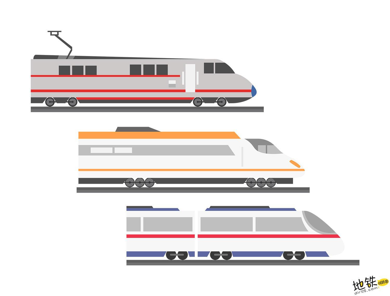 轨道交通地铁车辆有哪些分类?有什么区别?
