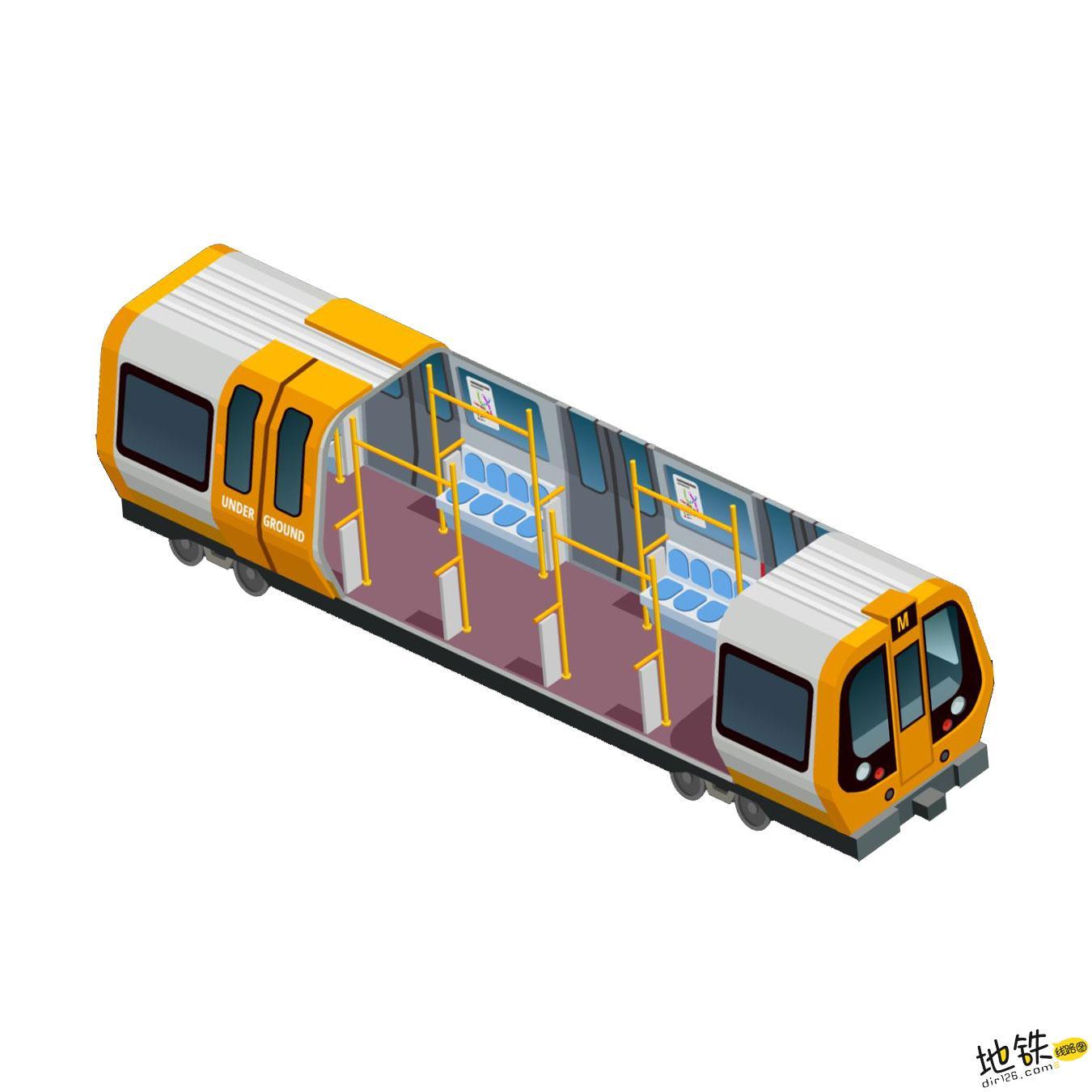 浅析轨道交通地铁列车的基本构造
