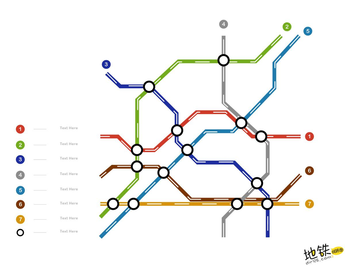 轨道交通地铁线路网规划目的及意义 规划 线路 地铁 线网 轨道交通 轨道知识  第1张