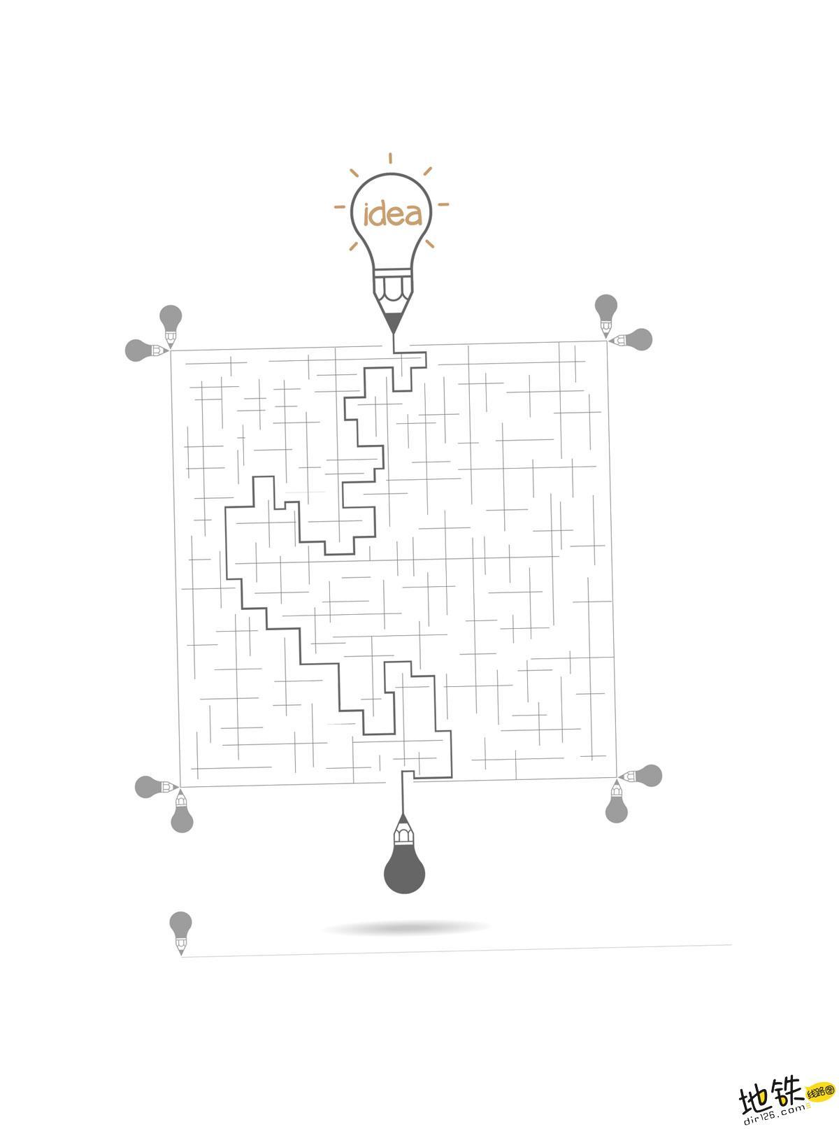 轨道交通地铁线网规划设计思路