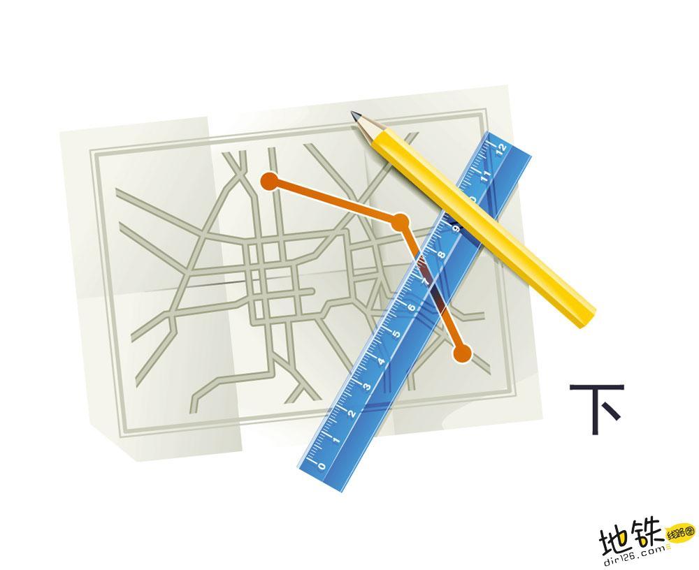 轨道交通地铁线网的规划内容(下)